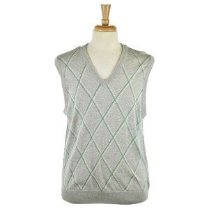 Express Design Studio Sweater Vests XL Grey